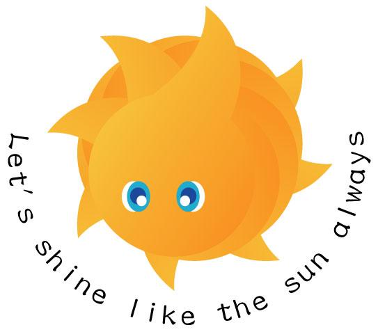 太陽の子供